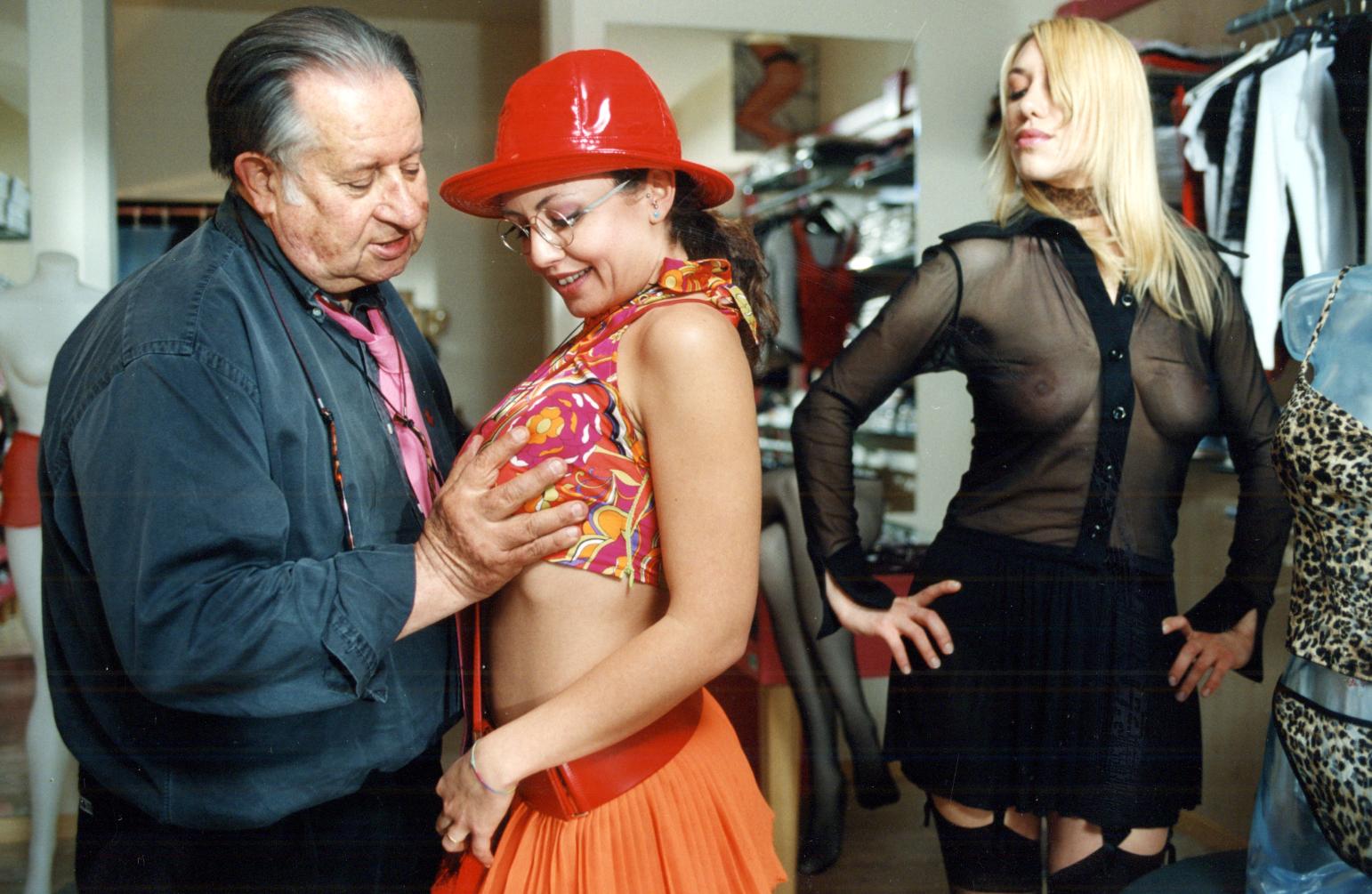 Angela Ferlaino do it! a filmtinto brass - filmexport